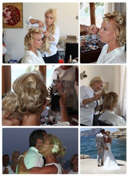 Bruiloft kapper uit Breda