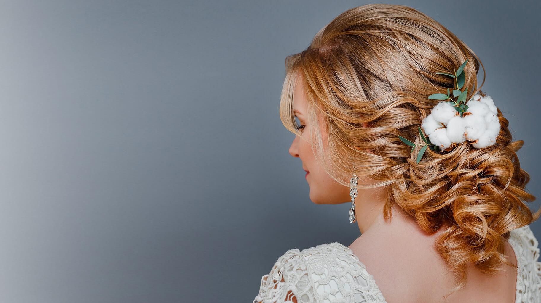 De beste hairstyle op jouw bruiloft